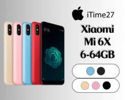 Xiaomi Mi6X. Новый, 64 Гб