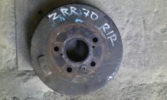 Барабан тормозной задний Toyota Noah ZRR70 контракт. (б/у)