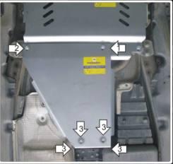 Защита раздаточной коробки. Volkswagen Touareg Porsche Cayenne Двигатель CATA. Под заказ