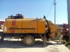 Sany HBT60C. Стационарный бетононасос -1816D III