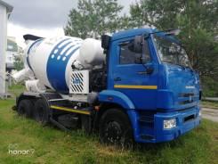 КамАЗ 65115-А4. Продается автобетоносмеситель на шасси Камаз 65115-А4, 6 700куб. см., 7,00куб. м.
