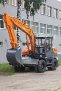 Эксмаш E140W. UMG E140W колесный экскаватор, 0,80куб. м.