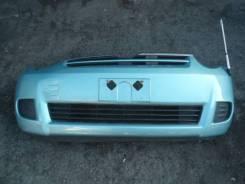 Бампер. Toyota Sienta, NCP81, NCP85