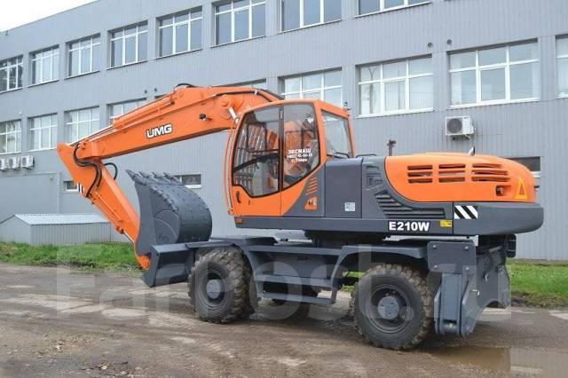 Эксмаш E230W. UMG E230W колесный экскаватор, 1,40куб. м.