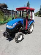 MasterYard M244. Новый трактор MasterYard m244 с кабиной и навесным оборудованием, 24 л.с.