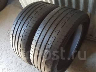 Bridgestone Potenza S001. Летние, 2014 год, 20%, 2 шт