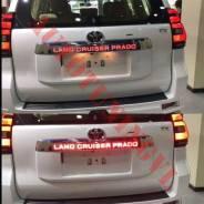 Накладка на дверь. Toyota Land Cruiser Prado, GDJ150, GDJ150L, GDJ150W, GDJ151W, GRJ150, GRJ150L, GRJ150W, KDJ150, KDJ150L, LJ150, TRJ150, TRJ150L, TR...