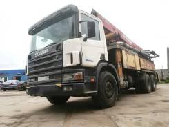 Everdigm. Автобетонасос на базе Scania, 10 460куб. см., 36,00м.