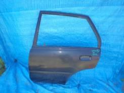 Дверь задняя левая Toyota Starlet EP85 4EFE 93*