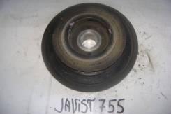 Шкив коленвала. Toyota Crown, JZS155 Двигатели: 2JZFE, 2JZFSE, 2JZGE