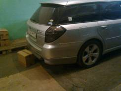 Накладка на бампер. Subaru Legacy, BP5, BP, BL Двигатель EJ20