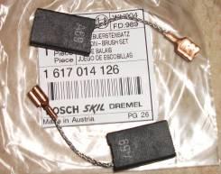 Щетки угольные GBH/GSH 10-11/GSH 16-30 1617014126