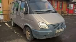 ГАЗ 2705. Продам грузопассажирский фургон ГАЗель 2705, 2 700куб. см., 1 500кг.