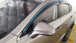 Дефлекторы и ветровики. Lexus NX300 Lexus NX200t Lexus NX200
