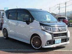 Daihatsu Move. вариатор, передний, 0.7, бензин, б/п. Под заказ