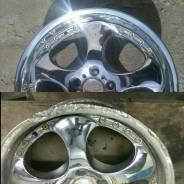 Правка-сварка литых дисков