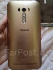 Asus ZenFone Selfie. Б/у, 32 Гб, Золотой, 3G, 4G LTE, Dual-SIM