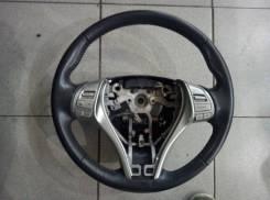 Руль. Nissan Teana, L33L, L33LL, L33T Двигатели: MR20DE, QR25DE, VQ35DE
