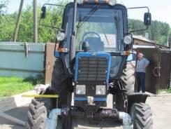 МТЗ 82.1. Продам трактор беларус 82.1, 80 л.с.