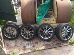"""Колеса RAYS Versus Timone r17. 6.5x17"""" 5x114.30"""