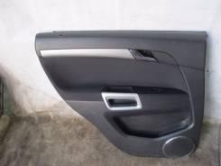 Обшивка двери. Opel Antara Двигатели: A22DM, A24XE, A24XF, A30XF, A30XH, B20DTH, Z20DM, Z20DMH, Z24XE, Z32SE