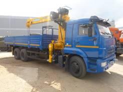 КамАЗ 65117. Камаз 65117 (Soosan 746 (7 тонн), 6 700куб. см.
