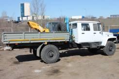 ГАЗ-33088. Продать новый Газ 33088 с КМУ ИМ-20 бортовой 4х4, 3 000кг.
