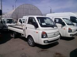 Hyundai Porter II. Hyundai Porter 2, 2 500куб. см., 990кг., 4x2
