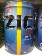 ZIC X5000. Вязкость 5W-30, полусинтетическое