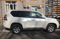 Toyota Land Cruiser Prado. автомат, 4wd, 2.7 (163 л.с.), бензин, 25 000 тыс. км
