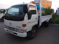 Toyota Dyna. , 1995 г., 4 104куб. см., 2 000кг., 4x4