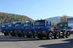 Tatra. Продается новый седельный тягач T 158-8P5N46 8x8.1R/261, 12 900куб. см., 50 000кг.