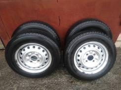 Bridgestone V600. Летние, 2015 год, 30%, 4 шт