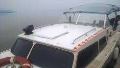 Catalina. 1990 год, длина 730,00м., двигатель подвесной, 135,00л.с., бензин