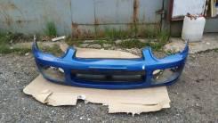 Бампер передний Subaru Impreza GG2 GG3 конь