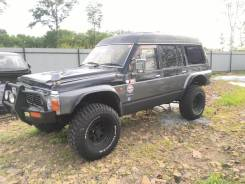Nissan Safari. ARGY60, TD42