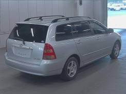 Задняя часть автомобиля. Toyota Corolla Fielder, NZE120, NZE121, NZE121G Двигатели: 1NZFE, 2NZFE