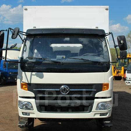 Dongfeng. Изотермический фургон 5 тн новый, 4 500куб. см., 6 000кг., 4x2