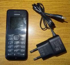Nokia 105. Б/у, до 8 Гб, Черный, 3G
