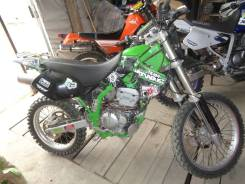 Kawasaki KLX 250. 250куб. см., птс, с пробегом