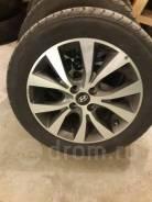 "Hyundai. 6.0x16"", 4x100.00, ET52"