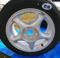 """Комплект колёс от Toyota Supra. 8.0/9.0x16"""" 5x114.30 ET50/50"""
