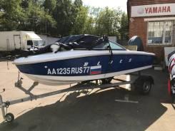 Phoenix Marine Blues. 2017 год год, длина 5,00м., двигатель подвесной, 50,00л.с., бензин