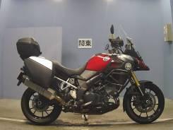 Suzuki V-Strom. 1 000куб. см., исправен, птс, без пробега