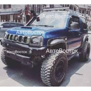 Решетка радиатора. Suzuki Jimny, JB23W, JB31W, JB32W, JB33W, JB43W Suzuki Jimny Wide, JB33W, JB43W Suzuki Jimny Sierra, JB31W, JB32W, JB43W