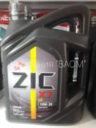 ZIC X7. Вязкость 10W-30, синтетическое