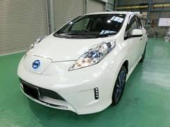Nissan Leaf. автомат, передний, электричество, 54 000тыс. км, б/п. Под заказ