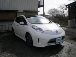 Nissan Leaf. автомат, передний, электричество, 51 000тыс. км, б/п. Под заказ
