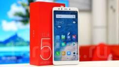 Xiaomi Redmi 5. Новый, 32 Гб, Золотой, Розовый, Черный, 3G, 4G LTE, Dual-SIM