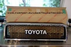 Решетка радиатора. Toyota Land Cruiser, GRJ76, GRJ76K, GRJ79, GRJ79K, BJ41, BJ41V, BJ44, BJ44V, BJ70, BJ70V, FJ70, FZJ70, FZJ71, FZJ76, FZJ78, FZJ79...
